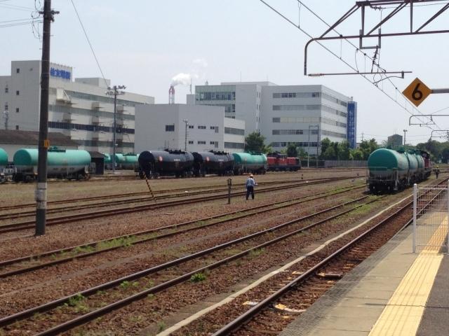 さすがDD51の聖地、興奮収まらず撮りまくり@JR四日市駅_a0334793_00071179.jpg