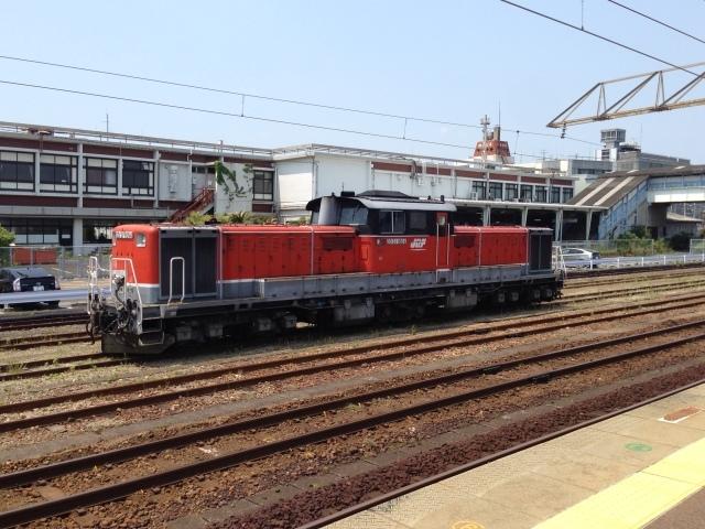 さすがDD51の聖地、興奮収まらず撮りまくり@JR四日市駅_a0334793_00083775.jpg