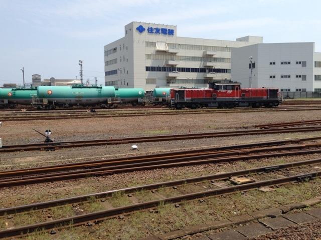 さすがDD51の聖地、興奮収まらず撮りまくり@JR四日市駅_a0334793_00112577.jpg