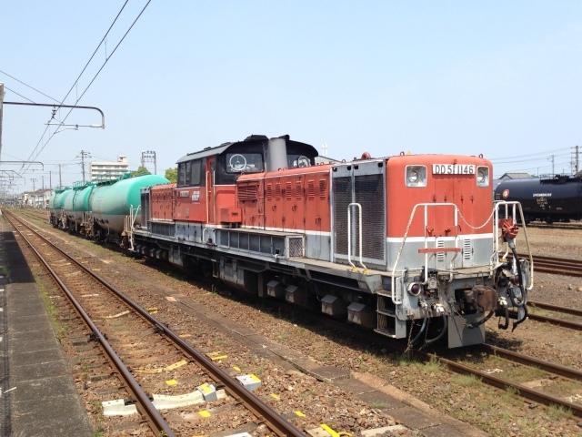 さすがDD51の聖地、興奮収まらず撮りまくり@JR四日市駅_a0334793_00135355.jpg