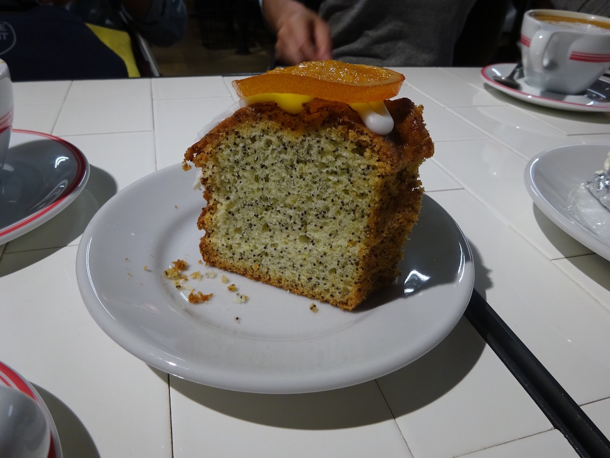 ゴリラコーヒーでケーキ&ラテ_e0230011_17423179.jpg