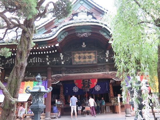 京都、六角堂_c0192215_16152325.jpg