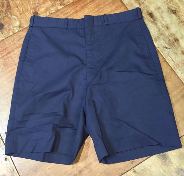 本日入荷! デッドストック U.S NAVY Coast Guard Short Pants!! W32_c0144020_1511551.jpg