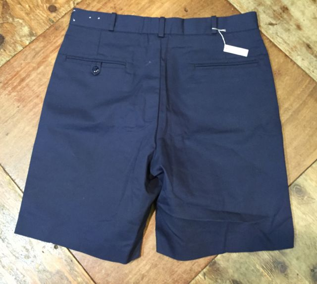 本日入荷! デッドストック U.S NAVY Coast Guard Short Pants!! W32_c0144020_1512419.jpg