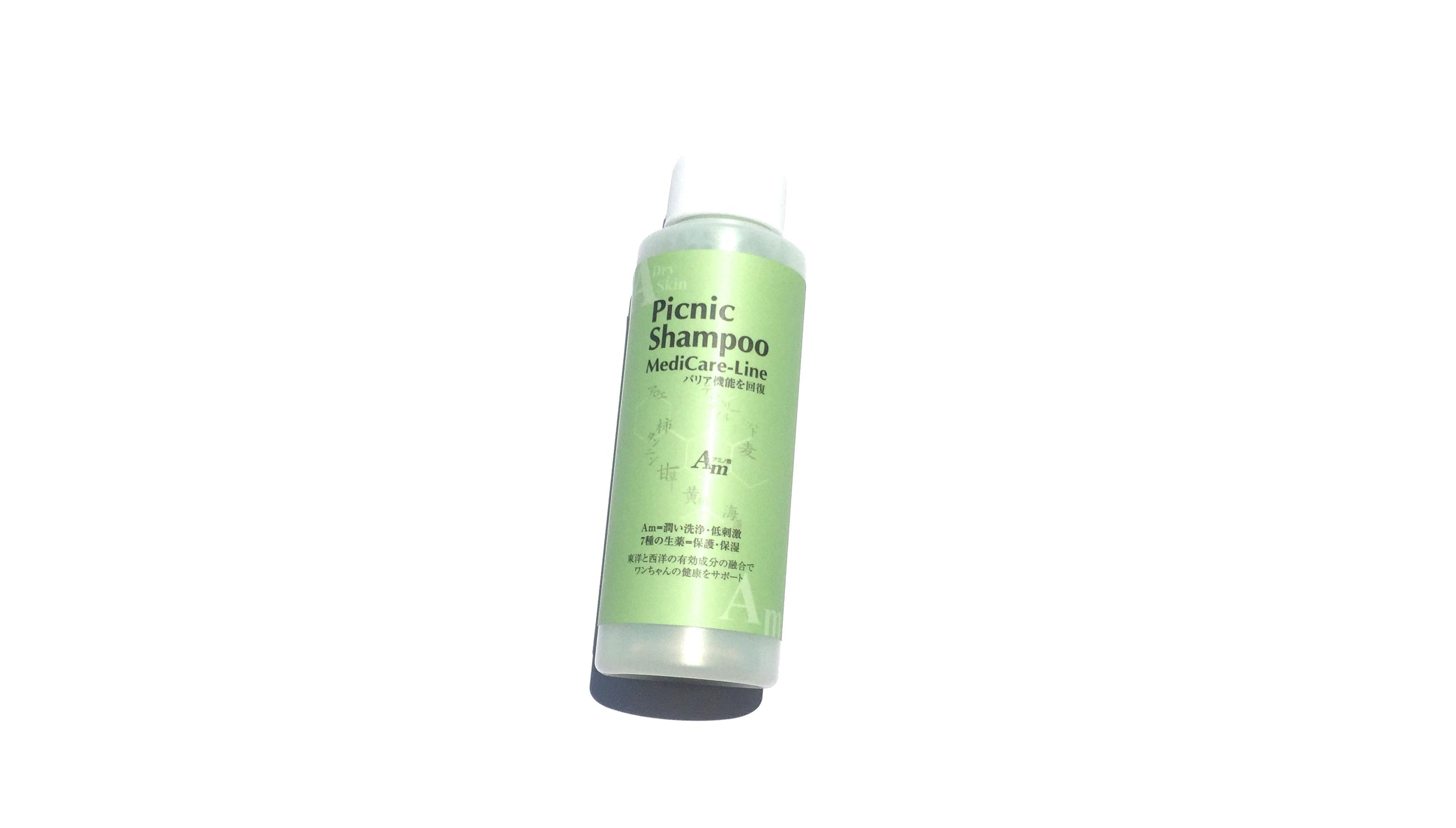 Picnic Shampoo  A ピクニック シャンプー エー ドライスキン_d0217958_11445381.jpg