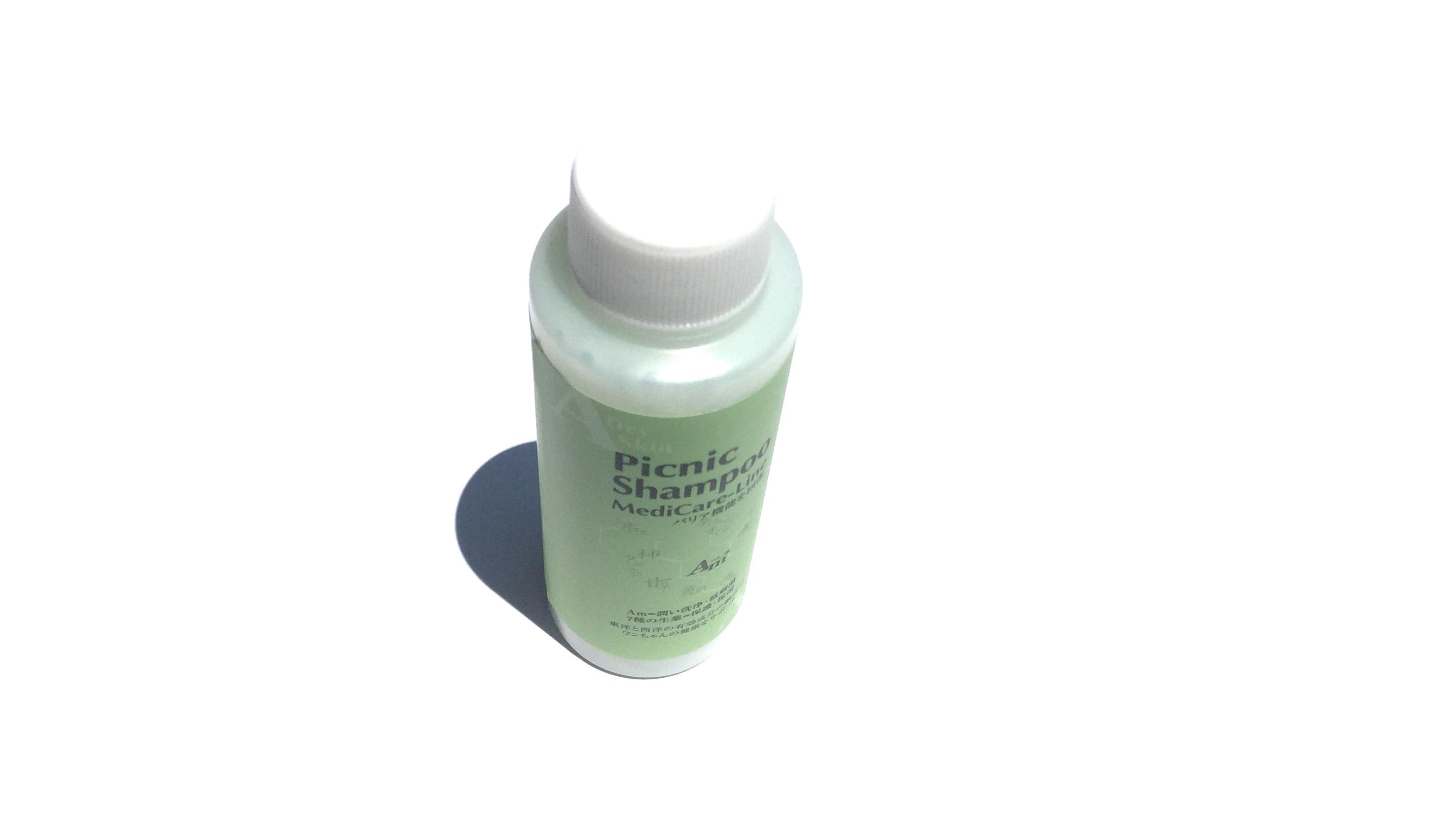 Picnic Shampoo  A ピクニック シャンプー エー ドライスキン_d0217958_1145284.jpg