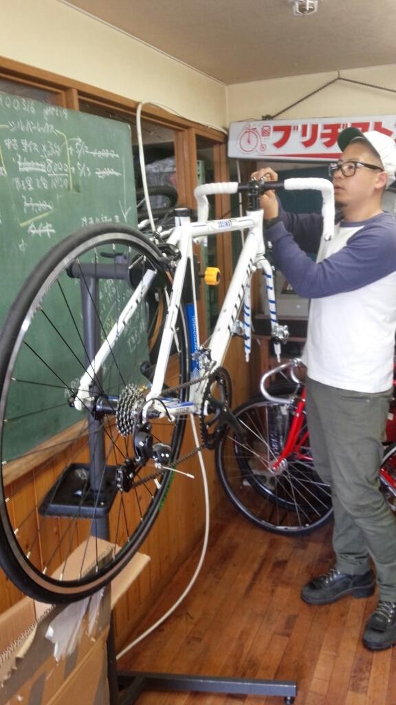 ネット購入自転車の組み立て!_a0216771_13105369.jpg