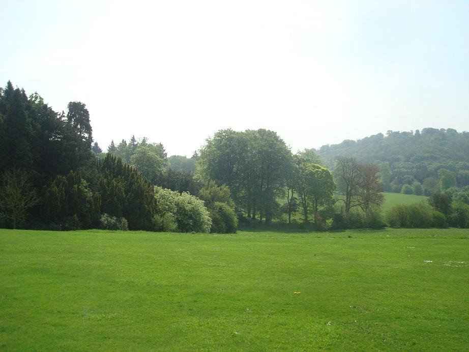 ハイクレア城(3)颯爽と美しいヒロイン、メアリー_a0123372_6656100.jpg