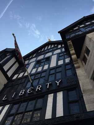 Liberty Shopping Eventでブランチ_f0238789_19463116.jpg