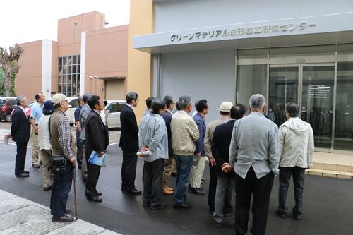 「ねっちょ46会」ご一行を重文本館にご案内する・3_c0075701_20305380.jpg