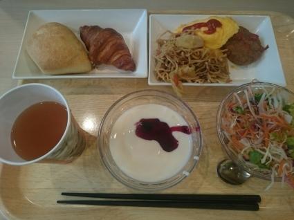 5/27  朝食バイキング@スーパーホテル東京・JR新小岩_b0042308_07353699.jpg
