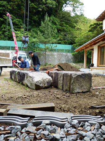 山泰荘の造園工事・・・その1_c0195909_16241066.jpg