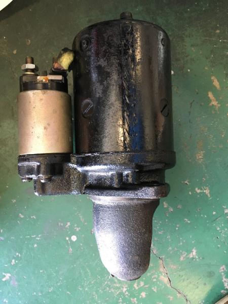 コスモスポーツのセルモーター修理_e0169210_20295667.jpg