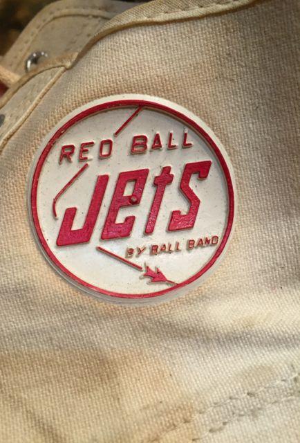 5月28日(土)入荷! 50s〜JETS BALL BAND  vintage canvas shoes !_c0144020_1653262.jpg