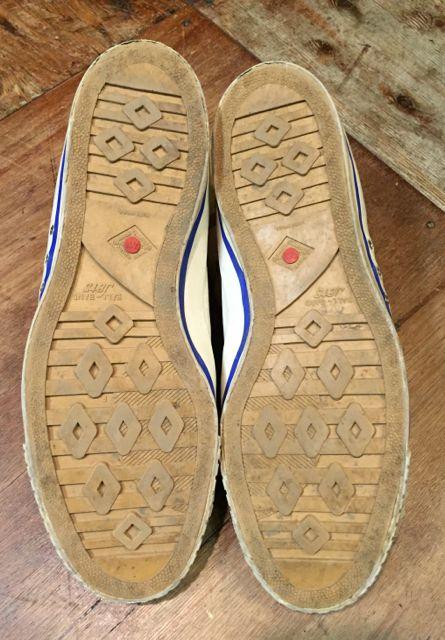 5月28日(土)入荷! 50s〜JETS BALL BAND  vintage canvas shoes !_c0144020_1653959.jpg