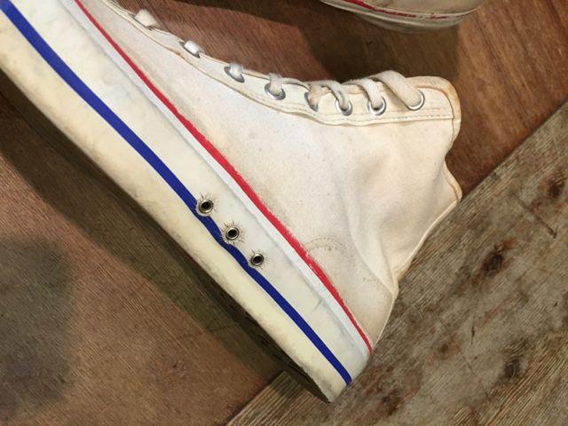 5月28日(土)入荷! 50s〜JETS BALL BAND  vintage canvas shoes !_c0144020_16545100.jpg