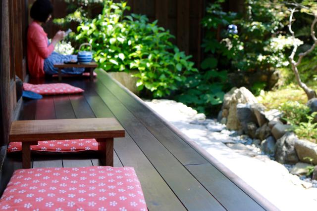あぶり餅食べ比べ♪ 京都旅行 - 4_f0348831_21182869.jpg