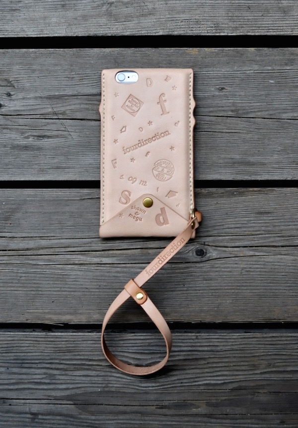 iphone 6s plus leather cover classic _b0172633_22163187.jpg