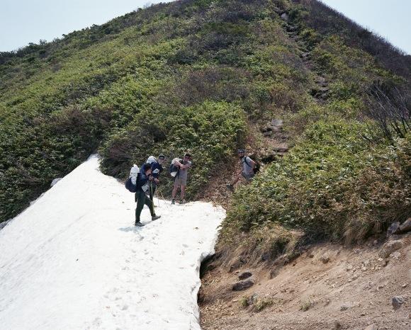 谷川岳馬蹄Ⅱ その1_f0251840_22274278.jpg