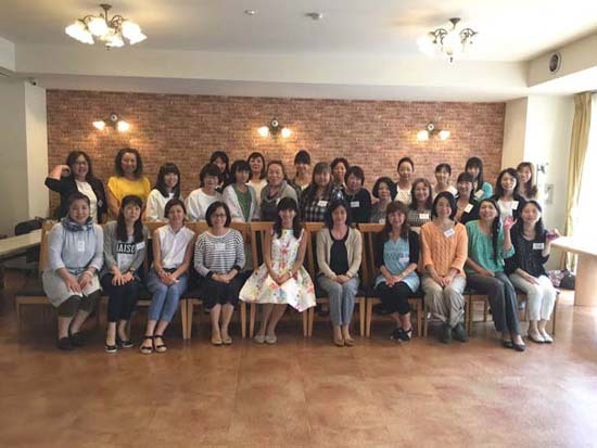 Atelier ribbon ohana Meeting 2016*5/27/2016_f0017548_21271111.jpg