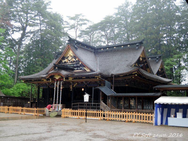 ◆ 久々の車旅で北へ、その10 「神社を巡り仙台」へ (2016年5月)_d0316868_91011.jpg