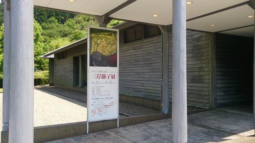 三岸節子展@相生森林美術館_a0221584_1643657.jpg