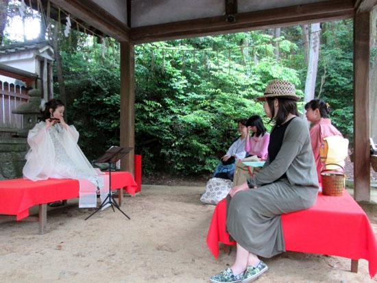 吉田山大茶会_e0048413_2016283.jpg
