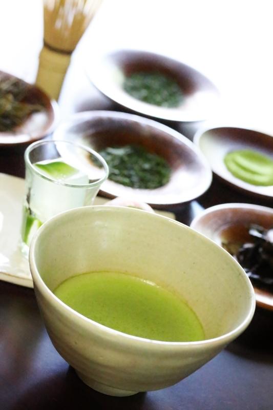 喜楽亭で楽しむ おいしい日本茶 5月_b0220318_08130606.jpg