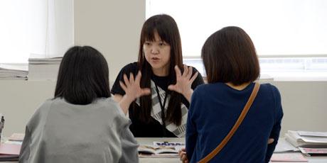 2016年5月28日にNSCカレッジでは体験入学&適性入試(AO)直前相談会を開催  _b0110019_13502012.jpg