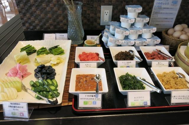 春の金沢1泊2日旅 ⑧彩の庭ホテルの朝食_f0236260_16514759.jpg
