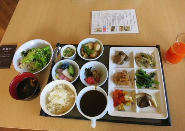 春の金沢1泊2日旅 ⑧彩の庭ホテルの朝食_f0236260_178064.jpg