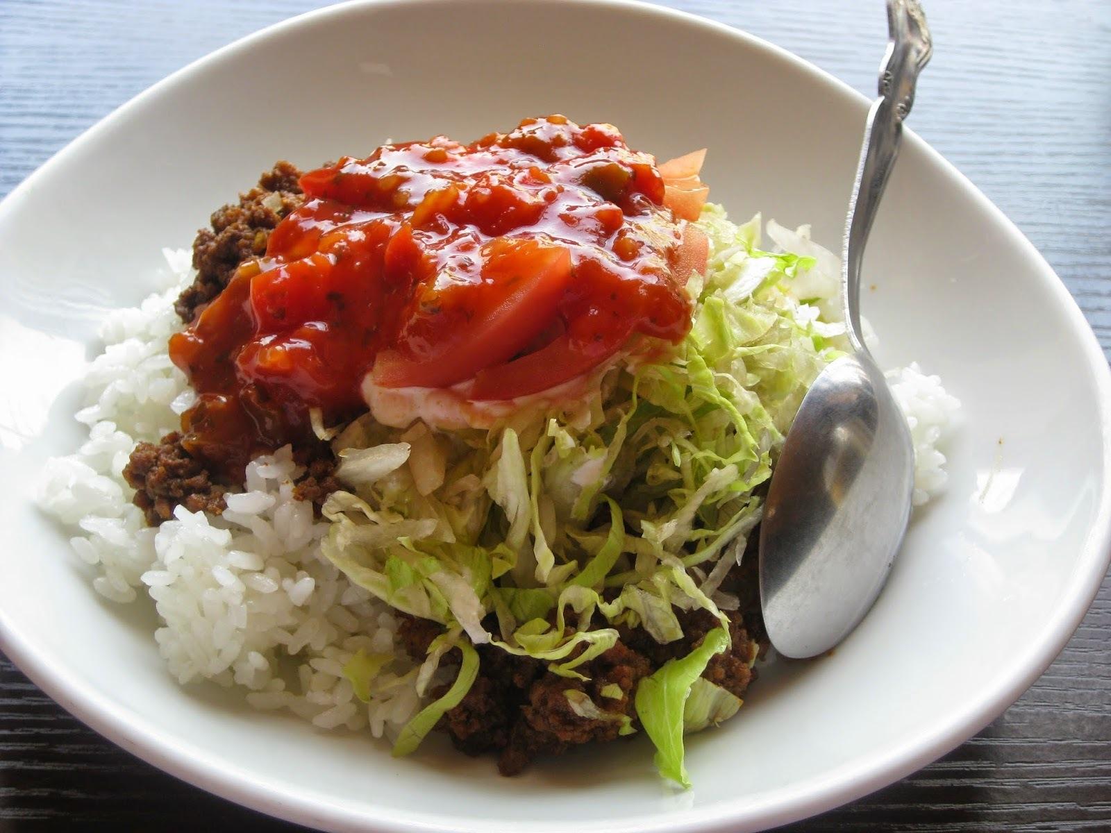 Taco Rice a la Cubana_d0041268_14342273.jpg