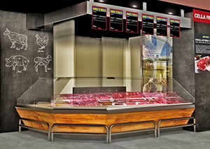 プロのための食料品店、フィレンツェに2号店オープン_a0136671_152479.jpg