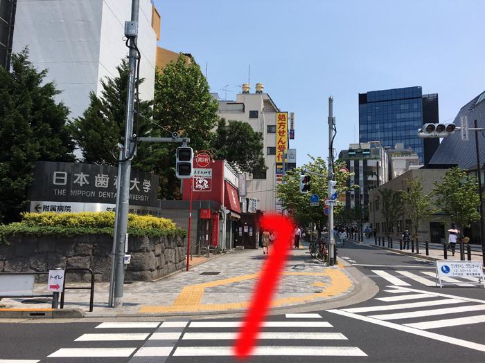 かさこ塾フェスタ会場の行き方!飯田橋駅西口からすぐそば!通り過ぎないように!_e0171573_2329359.jpg