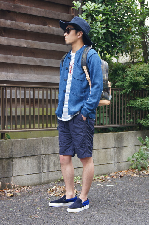 nonnative - 『BLUE & NAVY』_c0079892_19531475.jpg