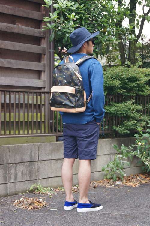 nonnative - 『BLUE & NAVY』_c0079892_19534572.jpg