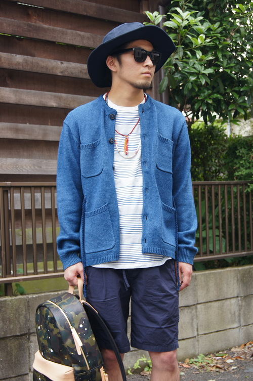 nonnative - 『BLUE & NAVY』_c0079892_19552755.jpg