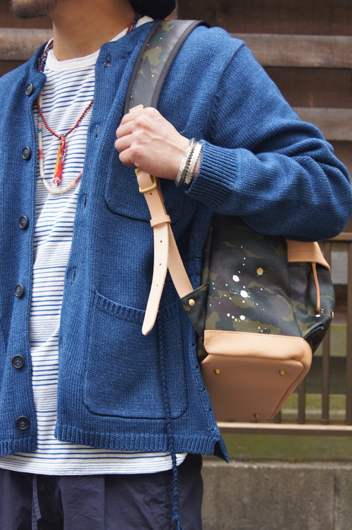 nonnative - 『BLUE & NAVY』_c0079892_19554080.jpg