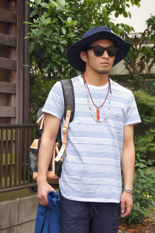 nonnative - 『BLUE & NAVY』_c0079892_19555694.jpg