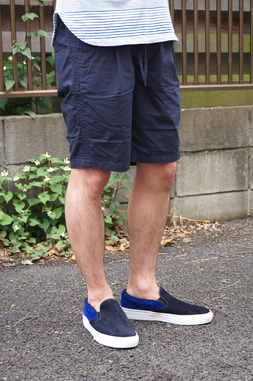 nonnative - 『BLUE & NAVY』_c0079892_19592414.jpg