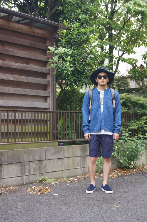 nonnative - 『BLUE & NAVY』_c0079892_2031933.jpg