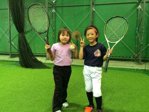 Let\'s play tennis!!_f0209300_17035510.jpg