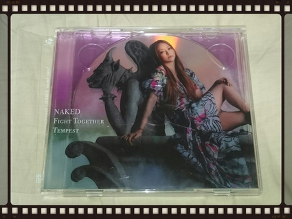 安室奈美恵 / NAKED / FIGHT TOGETHER / TEMPEST  _b0042308_1331178.jpg