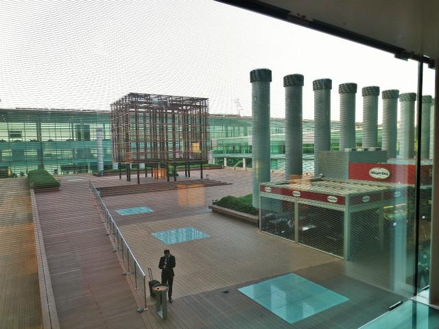 バルセロナに戻りました_b0064411_17592100.jpg