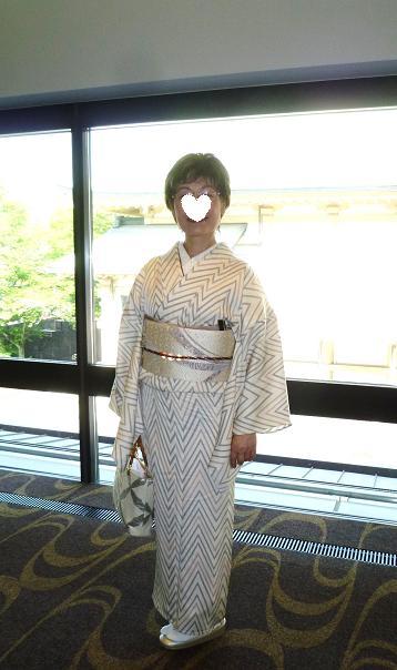 野田さんコンサートのお客様・作家さんの着物。_f0181251_17293986.jpg