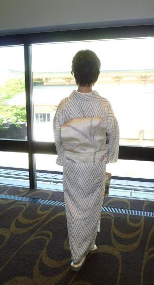 野田さんコンサートのお客様・作家さんの着物。_f0181251_17311898.jpg