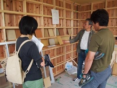 鉄筋コンクリートのリノベーション 漆喰工事_e0010955_19222189.jpg