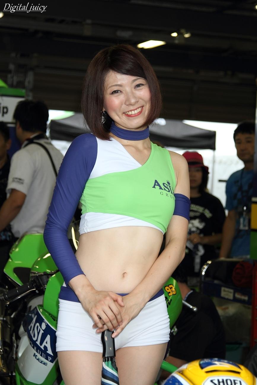 先川知香 さん(RS-ITOH & ASIA レースクイーン)_c0216181_215383.jpg