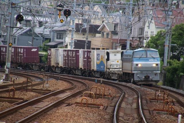 藤田八束の鉄道写真@貨物列車の写真、北海道、東北、関東、山陽、九州を走る_d0181492_10151197.jpg