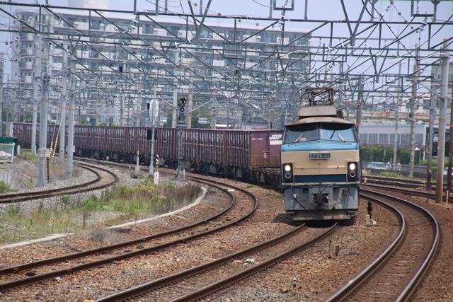 藤田八束の鉄道写真@貨物列車の写真、北海道、東北、関東、山陽、九州を走る_d0181492_22001674.jpg